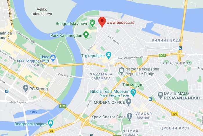Kontakt Beograd otvaranje DOO, Virtual office address in Serbia